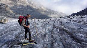 """I ghiacciai continuano a sciogliersi: """"Spessore diminuito di due metri"""""""