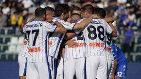 L'Atalanta fa 4-1 a Empoli, Ilicic e Zapata protagonisti