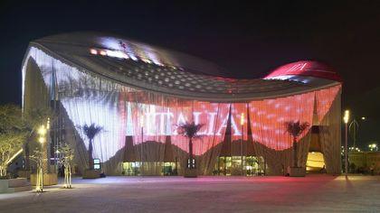 Expo Dubai, dentro il padiglione Italia