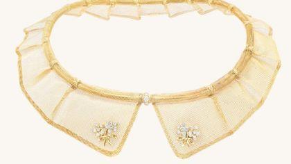 La collana a colletto (preziosa)
