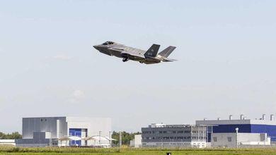 L'F35 italiano ha preso il volo