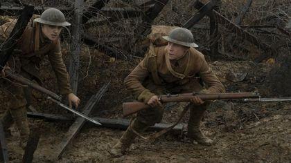 '1917' di Sam Mendes batte 'Star Wars' al boxoffice Usa. Favorito agli Oscar