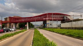 Grugliasco: alla stazione l'opzione griglie vs libertà