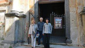A 300 anni dalla costruzione la facciata della chiesa di San Nicola si prepara al restyling