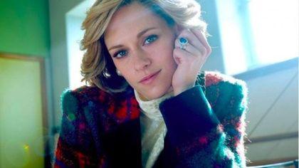 Spencer, la nuova foto di Kristen Stewart nei panni di Lady Diana