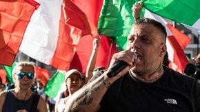 """Assalto alla Cgil, Castellino si difende: """"Volevamo solo chiedere a Landini di proclamare sciopero generale"""""""