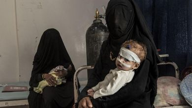 Yemen, l'inferno dei bambini
