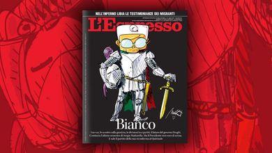 Bianco: L'Espresso in edicola e online da domenica primo agosto