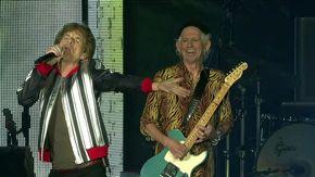 I Rolling Stones per la prima volta senza Charlie Watts: le immagini del concerto a St. Louis