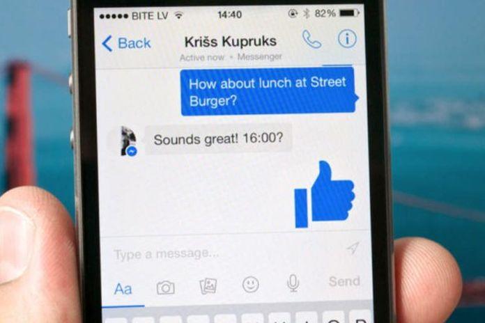 Facebook Con Messenger Si Potrà Chattare Senza Essere Amici