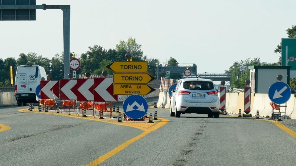 Calendario Aste Torino.Nuova Settimana Di Cantieri Sulla Torino Savona Il