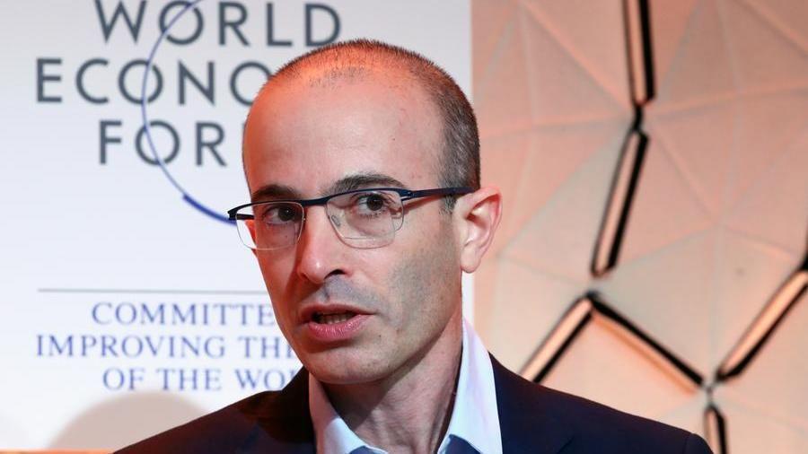 Risultato immagini per Yuval Harari
