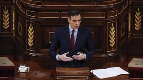 """Il premier Sanchez: """"In Spagna la Liga riparte la settimana dell'8 giugno"""""""