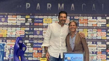 """Buffon: """"Parma la scelta perfetta, quella che mi emoziona di più"""""""
