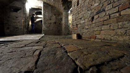 Parma sotterranea: apre alla città la Galleria delle fontane lungo l'acquedotto