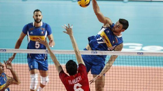 Mondiale Volley maschile, l'Italia vince con l'Argentina e dimostra di saper soffrire