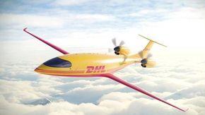 Dhl Express ordina 12 aerei cargo completamente elettrici
