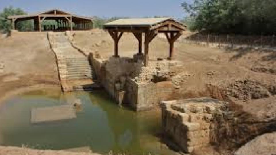 Giordania Per L Unesco Il Sito Del Battesimo Di Gesu E Patrimonio