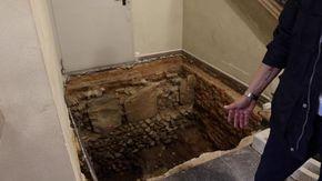 Precipita negli scavi archeologici, ferita una dipendente della biblioteca Negroni