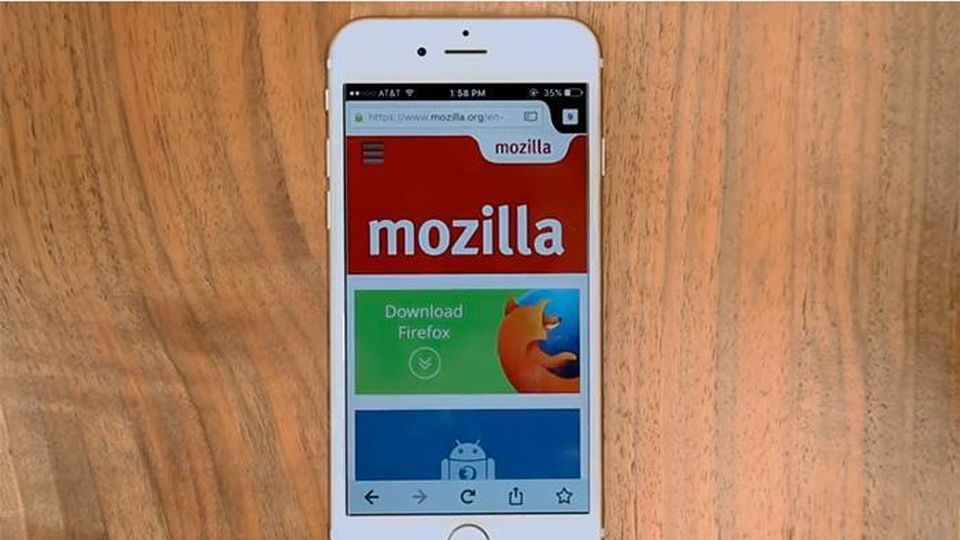 Firefox per iOS è ora scaricabile dall'App Store - La Stampa