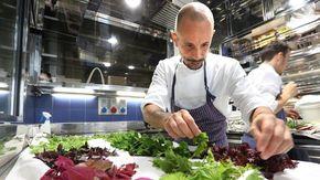 Piatti a base di frutta e verdura: il ristorante Piazza Duomo di Alba è al quarto posto fra i migliori al mondo