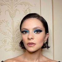 La svolta rock di Francesca Michielin: i capelli si colorano con lo shadow roots