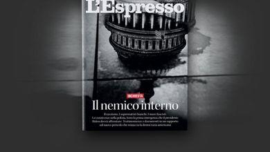 Il nemico interno: L'Espresso in edicola e online da domenica 24 gennaio