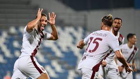 Il Toro di Juric domina anche il Sassuolo: 0-1, decide un gol di Pjaca. Seconda vittoria di fila