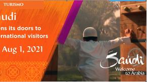 L'Arabia Saudita riapre le porte al turismo