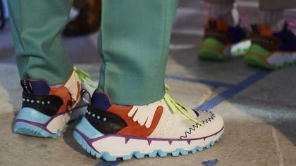 Le sneakers per lei e per lui