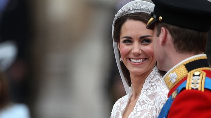 Ispirazioni royal per il beauty look da sposa: da Grace Kelly a Kate Middleton, fino a Meghan Markle