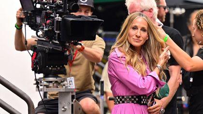 And Just Like That… come vestiranno Carrie, Miranda e Charlotte? Victoria Bazalinchuk ve lo svela su Instagram