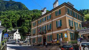 Il sentiero Baceno-Graglia intitolato all'ex sindaco Elvezio Francioli