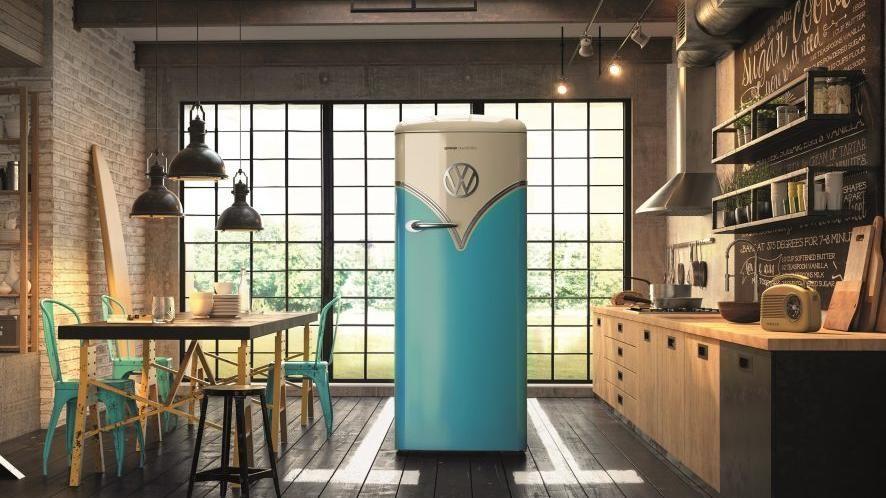Stile fifties, idee per cucine vintage - La Stampa