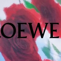 Loewe: la sfilata della collezione primavera-estate 2022 in live streaming