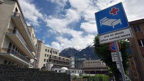 Dopo due mesi la Valle d'Aosta registra un nuovo morto per Covid