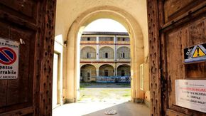 Il campus nell'ex ospedale militare, il progetto naufragato per colpa del Covid