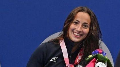 Paralimpiadi, nuoto: podio per le milanesi Trimi, oro nei 50 dorso S3, e Terzi, argento sui 400 stile libero S7