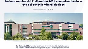 Milano, il dietrofront dell'Humanitas sui pazienti cronici: prima non li vogliono più, poi ritrattano