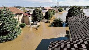 """Solo venti mila euro per l'alluvione: """"I danni sono dieci volte di più"""""""