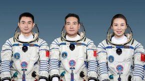 Tiangong, la prima stazione spaziale cinese, attende l'arrivo dei tre astronauti partiti oggi