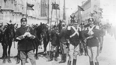 La prima guerra mondiale in Italia raccontata per immagini