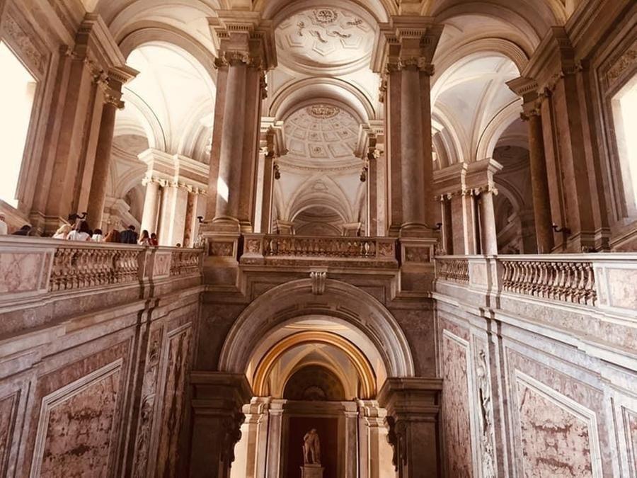 L'entrée (crédit photo Luisa Mosello)
