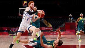 L'Italbasket a testa alta, ma è ko con l'Australia 83-86: Nico Mannion protagonista