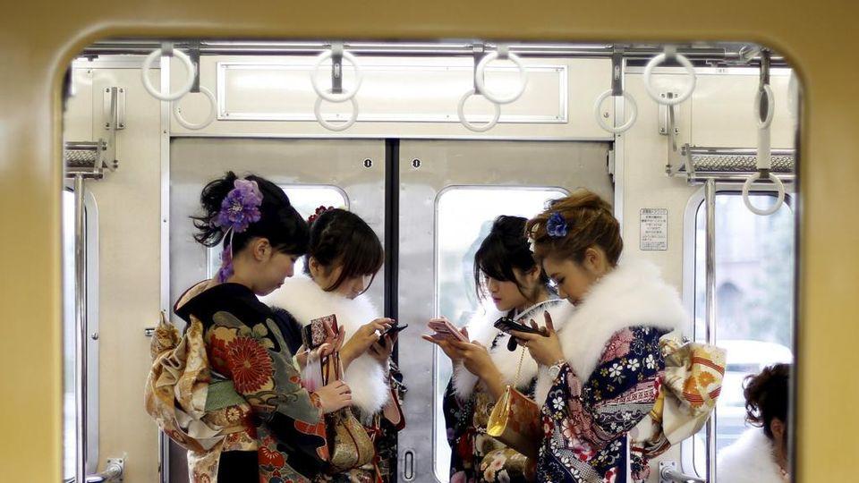 Giochi di incontri virtuali Giappone