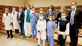 """Novara, all'ospedale Maggiore 152 trapianti di rene in 18 anni: """"Siamo un'eccellenza italiana"""""""