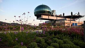 John Elkann e Bono insieme per una Torino più green: inaugurato il giardino pensile sul tetto del Lingotto