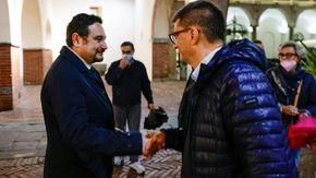 Fonzo e Allegra ricompattano il Pd a Novara in attesa del segretario provinciale