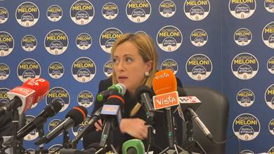 Giorgia Meloni: non ho chiesto a Lega e Forza Italia di uscire dal governo