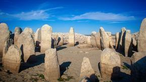 Torna alla luce lo Stonehenge spagnolo nascosto sotto un lago